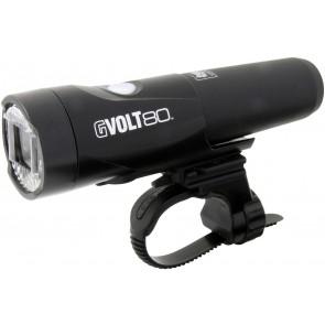 Cat Eye Beleuchtung LED weiss GVolt 80 HL-EL560G RC 80 Lux Integrierter Li-