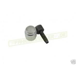 2 Leitungsnippel 2 Klemmringe Avid für Bremskabel