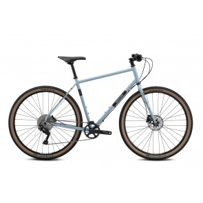 Breezer RADAR CAFE Adventure Bike Matt Cool-Grau