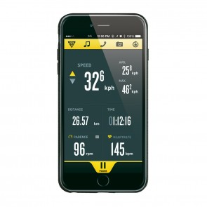 Topeak RideCase für iPhone 6/6S mit Halter black  -  MATERIAL: Fiberglas C