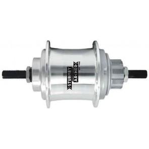 "Nabe HR 3-Gang STURMEY ARCHER ""S3X Fixed Gear"" Einbaubreite 120 mm inkl. Da"