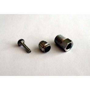 Formula Bremsleitungsanschluß Olive + Pin für Formula RX/R1S/R1R/TH1/RO/M