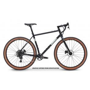 Breezer RADAR X Adventure Bike Matt Schwarz