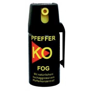 Ballistol Pfeffer-KO 40ml Tierabwehrspray  FOG Spray im Blister