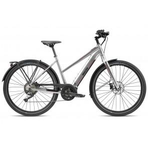 Breezer POWERWOLF EVO 2.1+ ST E-bike Chrome