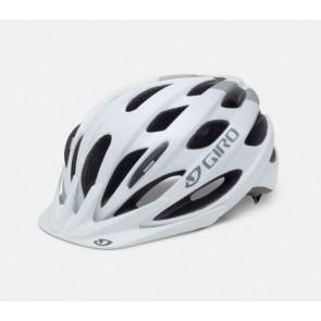 Giro Fahrradhelm REVEL weiß/silber unisize