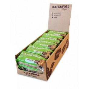 Hafervoll Müsliriegel Flapjacks Mandel-Rosine 18-Stück im Karton je Riege