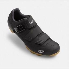 Giro Privateer R MTB schuh 2016 schwarz / gum