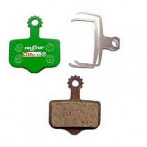 SwissStop Bremsbelag DISC BRAKE Avid Elixir 1 Paar